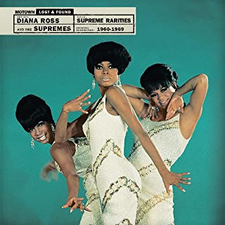 Supreme Rarities: Motown Lost & Found 1960-1969