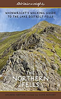 The Northern Fells: Wainwright's Illustrated Walking Guide to the Lake District Book 5 (Wainwright Walkers Edition)
