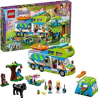 Kit de construcción de LEGO Friends. La casa rodante de Mia 41339 (488 piezas)