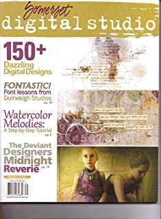 Somerset DIGITAL STUDIO Magazine - 150+ Dazzling Digital Designs. Spring 2013.