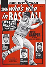 2016 Who's Who in Baseball