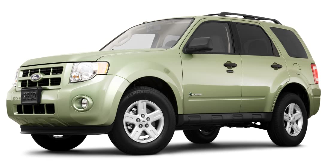 2006 ford escape hybrid service emission system