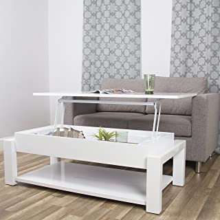 Amazoncom Lift Top Coffee Table In The Mix Coffee