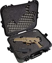 Case Club Pre-Made CZ Scorpion EVO 3 S1 & S2 Pistol Case with Silica Gel to Help Prevent Gun Rust