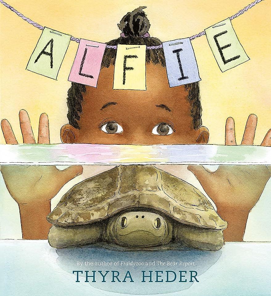適度な猟犬結紮Alfie: (The Turtle That Disappeared) (English Edition)