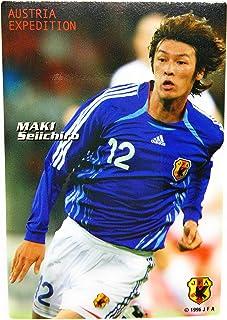 2007カルビーJリーグ【AE-16巻誠一郎】日本代表チーム選手カード
