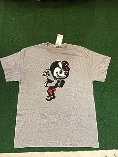 J. America Ohio State Buckeyes Youth Tshirt Brutus Gray