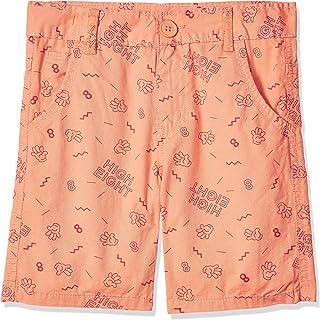 Max Boy's Cotton Shorts