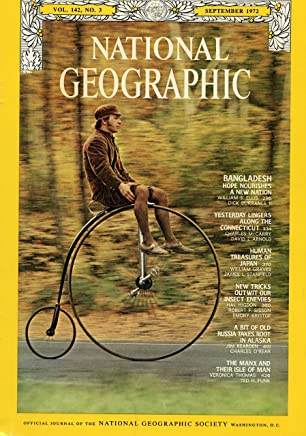 The national geographic magazine volume 142 no 3 september 1972