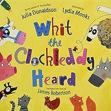 ما سماع الساعة: ما سمعته Ladybird في Scots