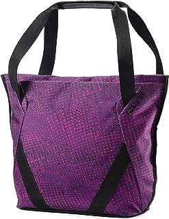 Shopper Tote Sling, Purple Dots, One Size