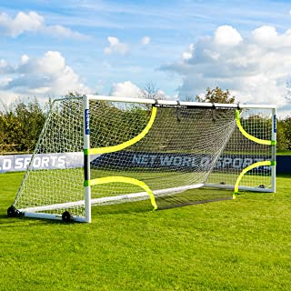 Forza Pro Soccer Target Sheets   Attach to Your Goal for The Ultimate Accuracy Training Partner [6 Sizes]