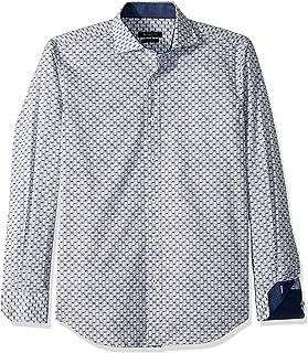 Men's Long Sleeve Shaped Woven Shirt