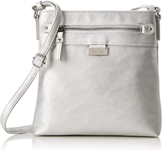 Gabor bags INA Damen Umhängetasche S, white, 23x3x22