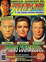 Starlog Magazine The Sci Fi Comics: March 1995