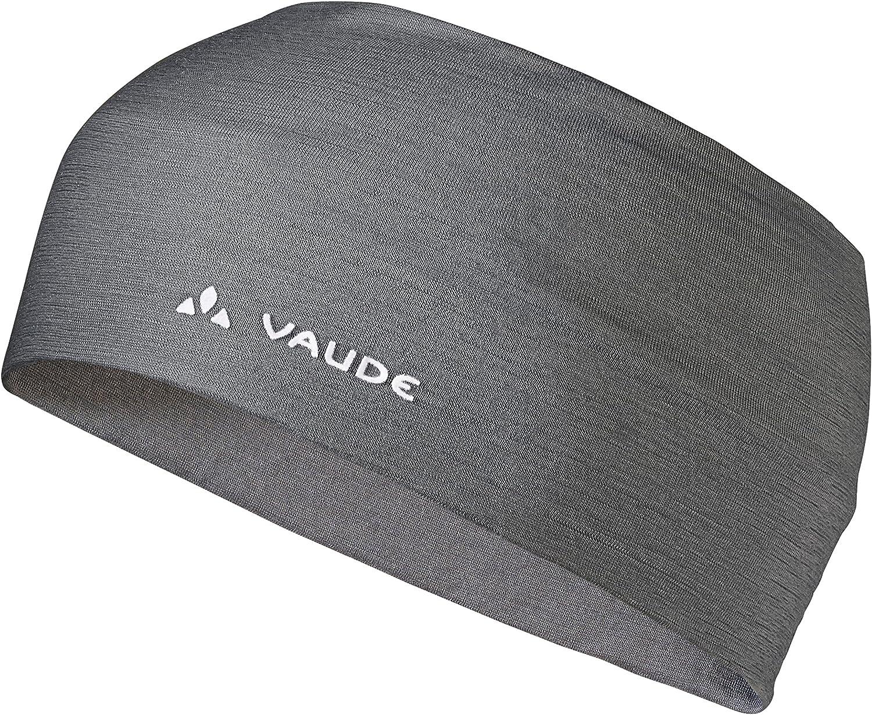 VAUDE Cassons Cheap mail order specialty store Merino Iron Headband San Antonio Mall