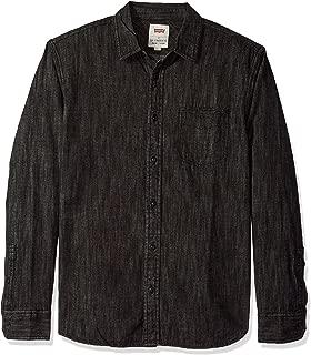 Men's Greg Classic Denim Button Down Shirt
