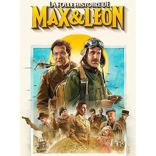 61415b87819223 La folle histoire de Max et Léon