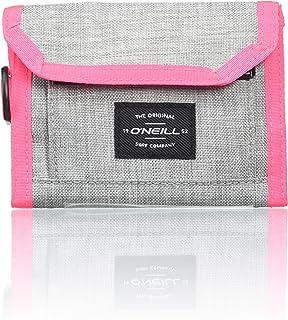 O'Neill Męskie Bm pocketbook portfel Bag & Wallets, Silver Melee, 11 x 3 x 13,5 cm