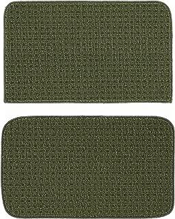 Best green kitchen rugs Reviews