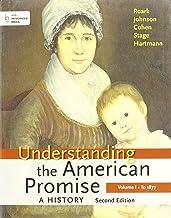 Understanding the American Promise 2e V1 & Reading the American Past 5e V1