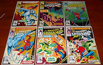 Amazing Spider Man Invasion of the Spider Slayers Complete Story Set of 368 369 370 371 372 and 373