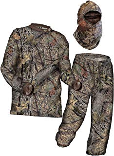 HECS Hunting - Energy Concealing 3-Piece Hunting Suit -...