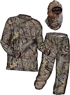 HECS Hunting 3-Piece Camo Suit - As Seen On History...