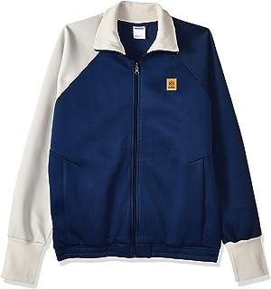 Reebok Mens Sport Jackets Coat, Color: Navy, Size: L