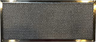 Replacement Aluminum Range Filter Compatible with Maytag Jenn Air 71002111-6-7/8 X 15-5/8 X 3/32-1 Pack