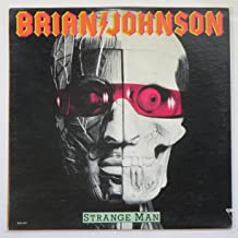 brian johnson strange man