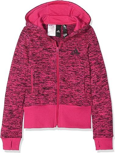 Adidas Yg Id Warm CV-Reamag Veste pour Fille Noir
