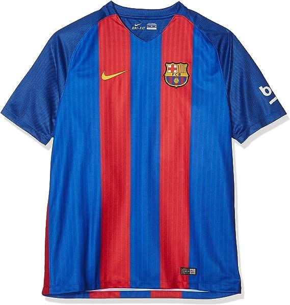 Seconda Completo FC Barcelona 2016/2017-Maglia Ufficiale NikeNike ...