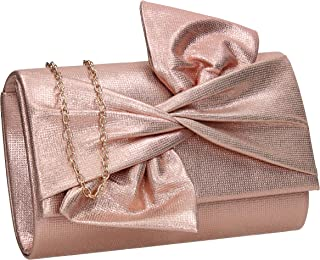 Sponsored Ad – SWANKYSWANS June Bow Style Clutch Bag