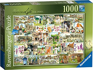 Ravensburger Country Life No.1 - The 1900's 1000pc Jigsaw Puzzle [19699]
