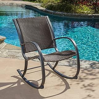 Best modern wicker rocking chair Reviews