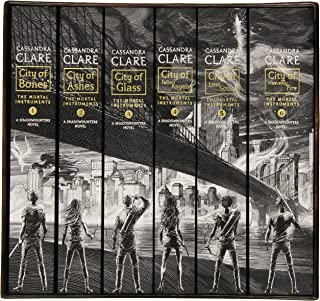 The Mortal Instruments, the Complete Collection(City of Bones/ City of Ashes/ City of Glass/ City of Fallen Angels/ City o...