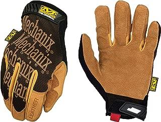 Mechanix Wear - Leather Original Gloves (Large, Brown/Black)