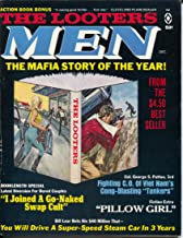 Men 12/1968-Atlas-Good Girl Art-Indy 500-cheesecake-Bruce Minney-VF