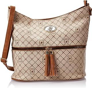 BHPC Womens Crossbody Bag, BEIGE - BHCH3777