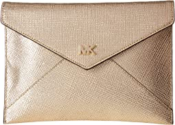 MICHAEL Michael Kors - Barbara Medium Soft Envelope Clutch
