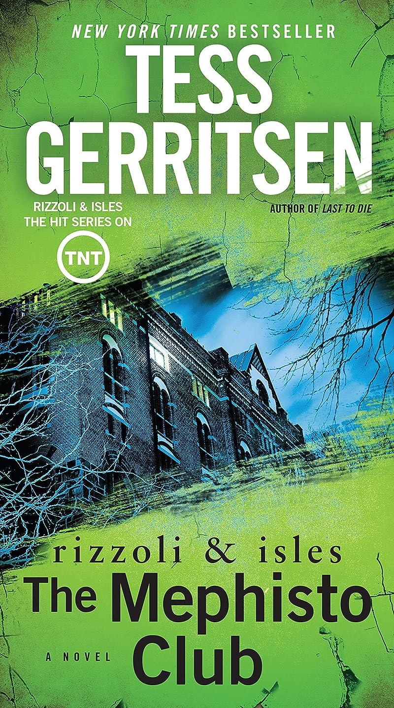 キャップ再生アルバムThe Mephisto Club: A Rizzoli & Isles Novel (English Edition)