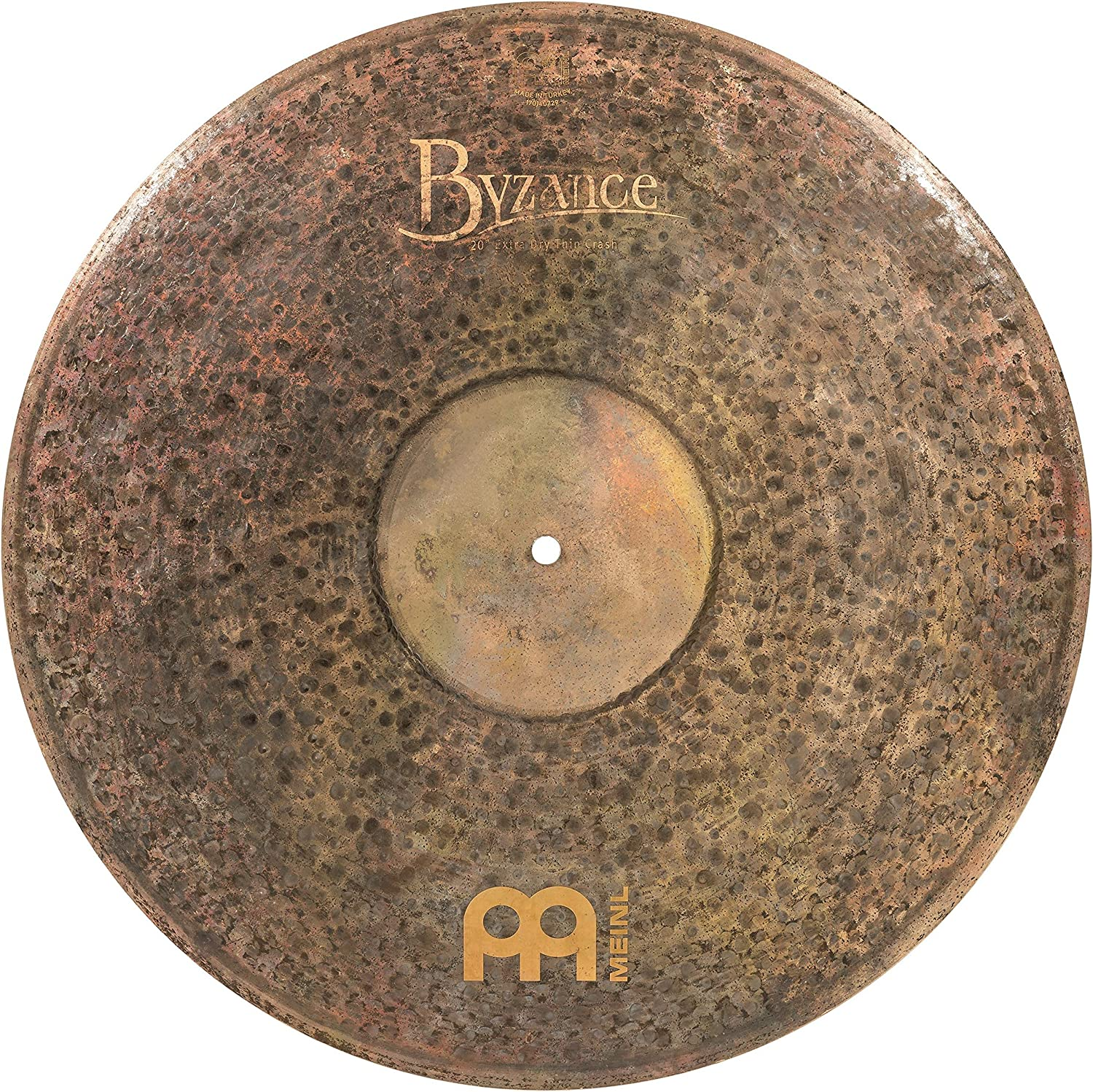 Meinl Credence Cymbals Byzance 20