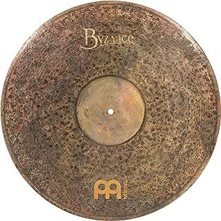Meinl Cymbals B20EDTC Byzance 20-Inch Extra Dry Thin Crash Cymbal (VIDEO)