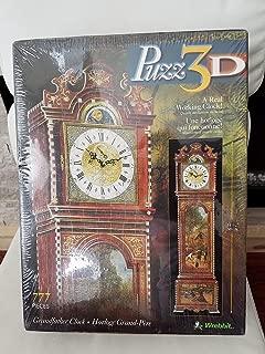 Best grandfather clock 3d puzzle Reviews