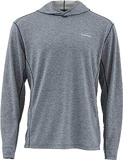 Simms Bugstopper 50+ UPF Hoody Shirt, Bug Repellent Hoodie Top