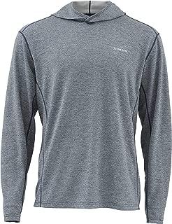 Bugstopper 50+ UPF Men's Hoody Shirt, Bug Repellent & Sun Protection Fishing Shirt