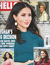Hello Magazine April 8 2019 Why Signs Suggest Baby Sussex will be a Girl Called Diana