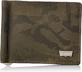 Levi's Polypropylene Camo Card Holder(38091-0008)