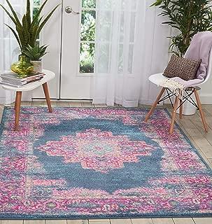 Best rug pink blue Reviews